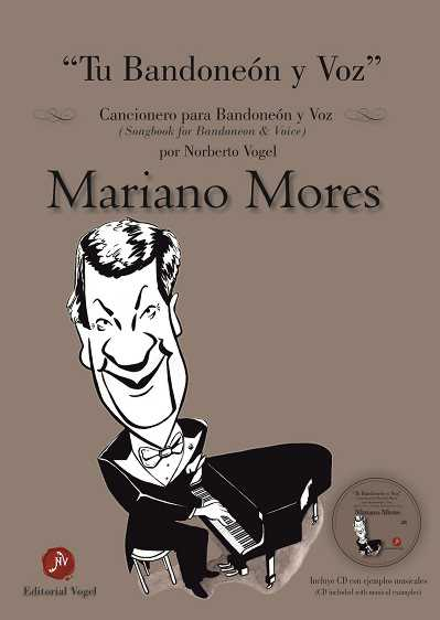 EditorialVogel_cancionero Mariano Mores